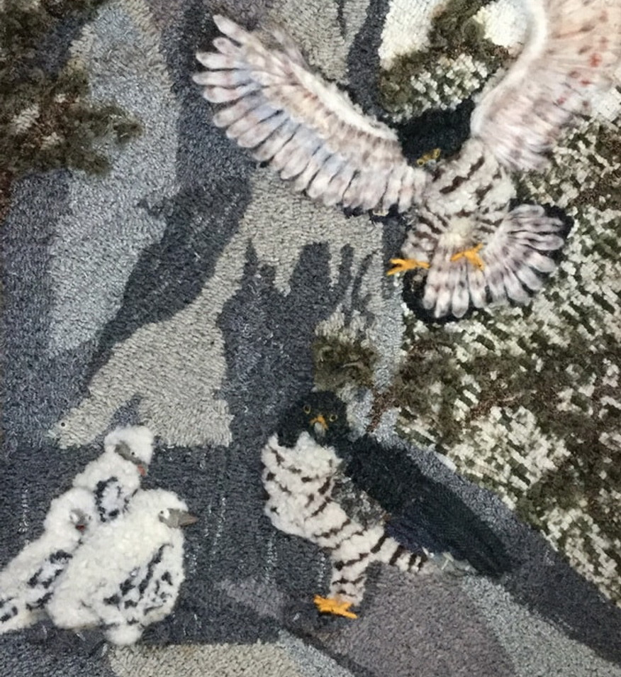 Dean Janet - Wing of the falcon