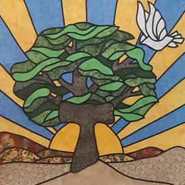 Jerusalem Minor - Carmen Pacenza, Con la pace nel cuore
