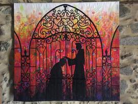 Jerusalem Minor - Maria Rosaria Nola Bonaccorsi, Io ti benedico
