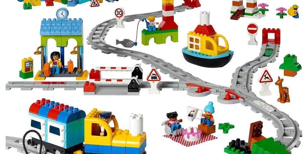 LEGO 3 to 4 years old workshops Zollikon