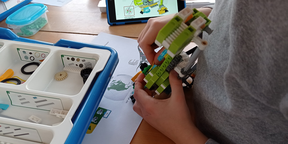 Zurich- 9-13 August Holiday Camp - Robotics and Programming