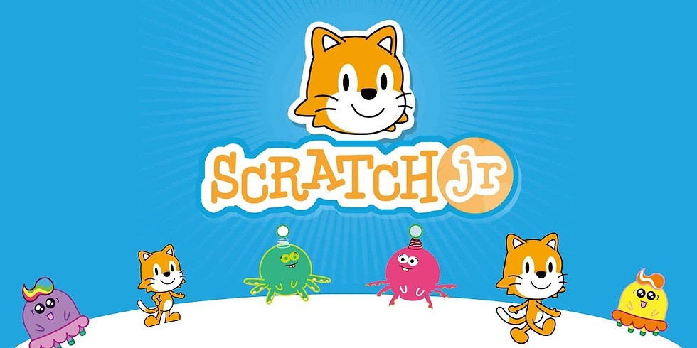 WAC Uster. For children aged 4 to 6: Programming - ScratchJr - February
