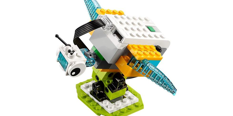 LEGO Robotics 5+ workshop Uster