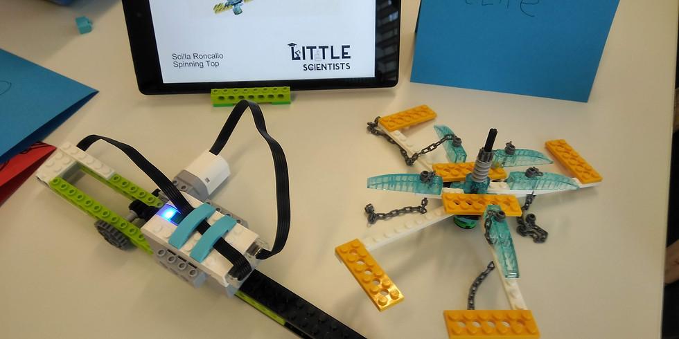 FiZ Wetzikon. Dinosaurs, sports, medieval tournaments: 3 great LEGO workshops!