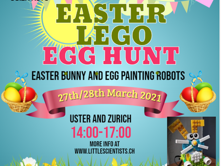 LEGO Easter Workshop
