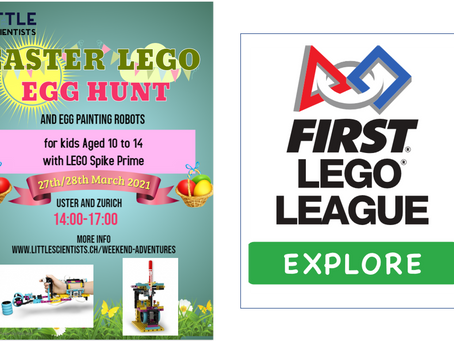 Competitions, LEGO Robotics for kids aged 10 to 14 and Weekly Clubs