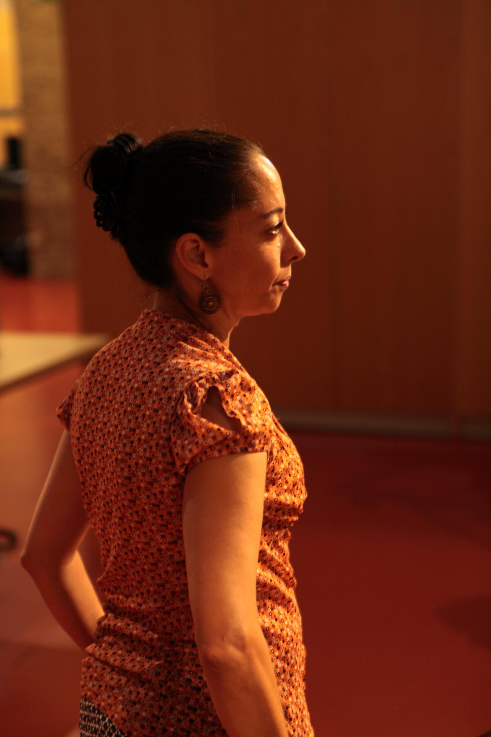 Carolane sanchez CND flamenco empirique