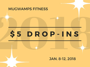 Drop-In Special: This Week Only!