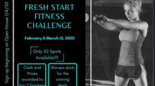 2020 Fresh Start Fitness Challenge Coming Soon!