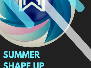 Coming Soon: Summer Shape Up Challenge