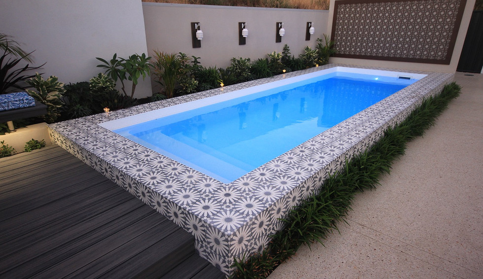 Sentoas Vogue Swimming Pool by Greenwest