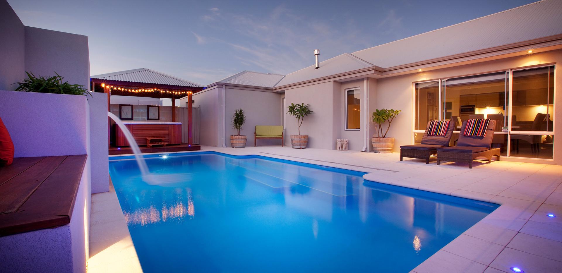 Greenwest Pools Sydney  granduer