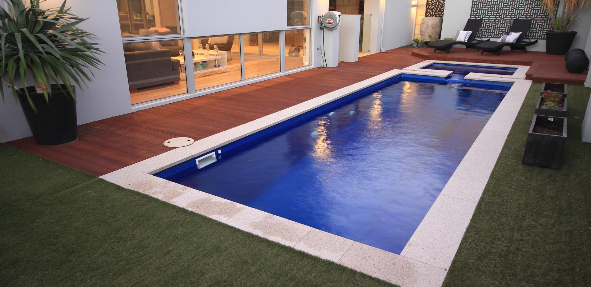 Bellagio Pool - Greenwest Pools