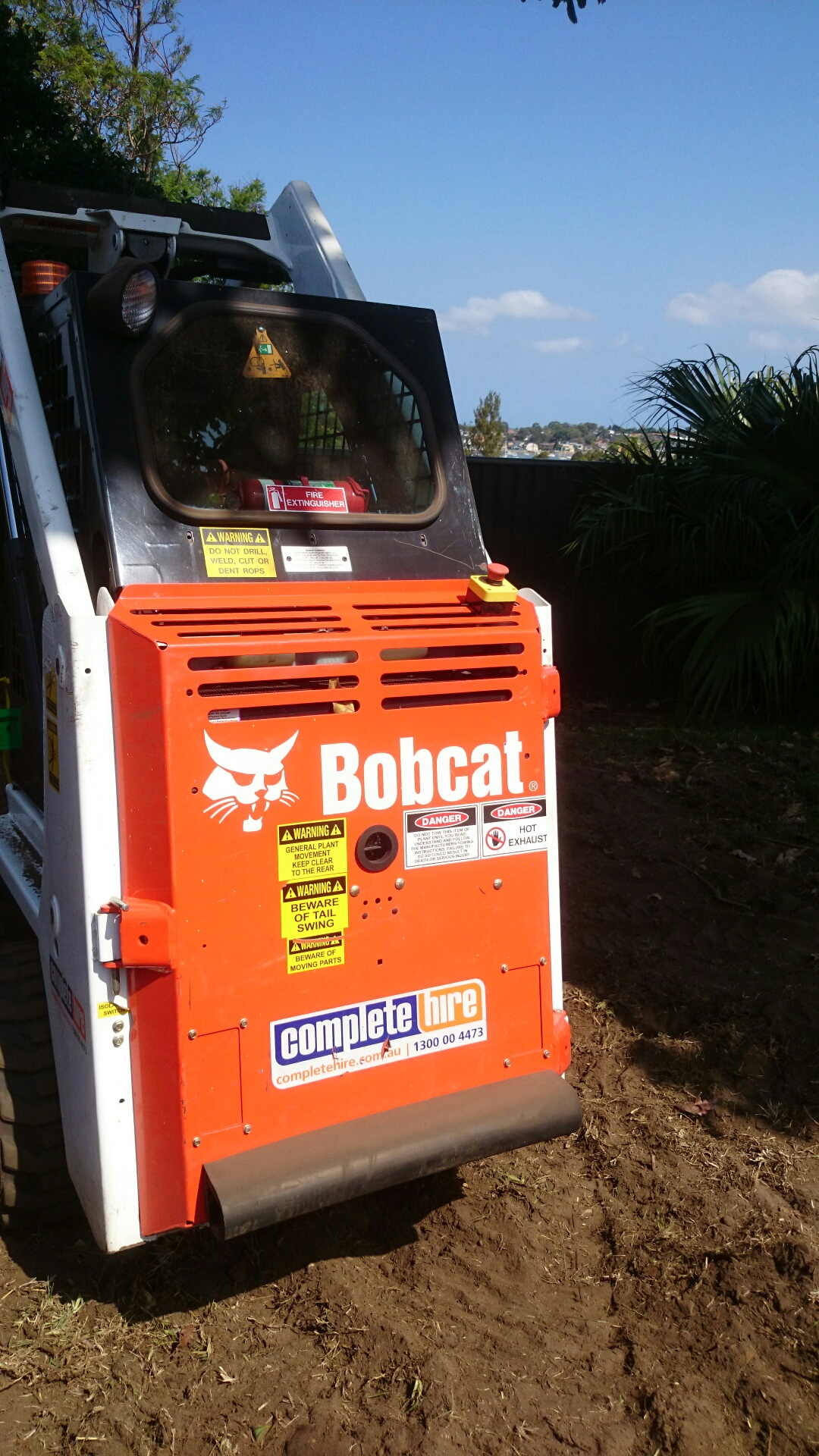 s70 Bobcat by Greenwest