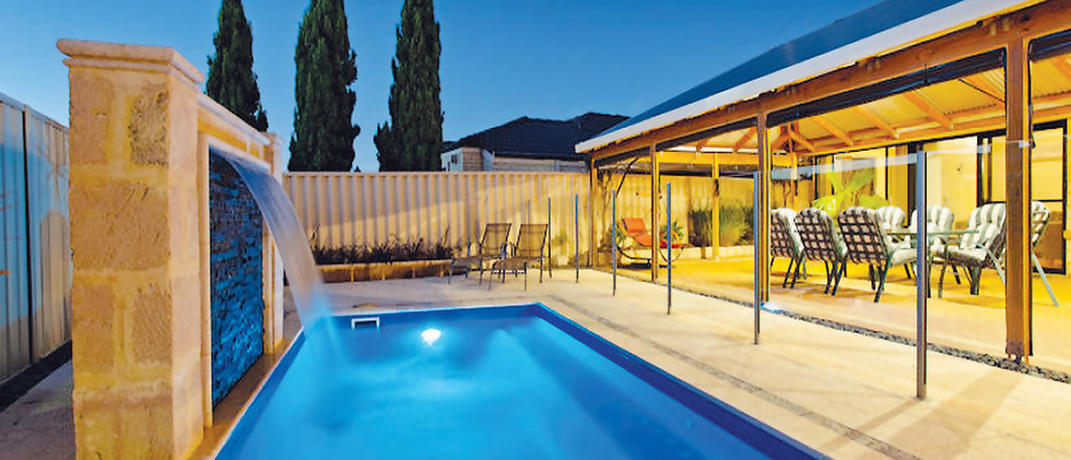 Sovereign pool Sydney by Greenwest