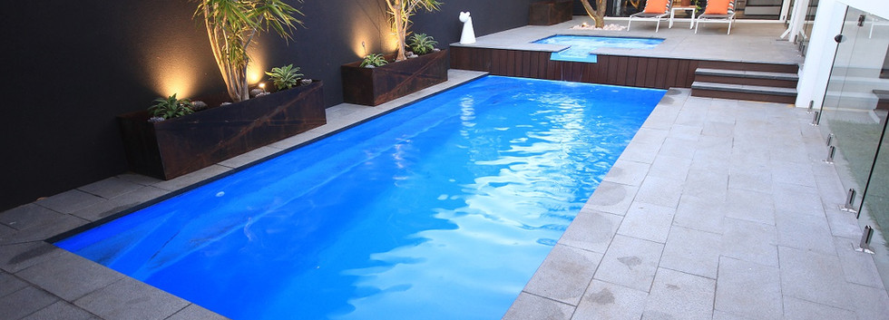 Oxford Horizon Pool by Greenwest Sydney.