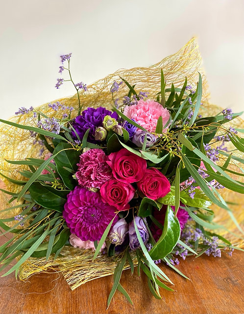 Beautiful Pinks and Purples