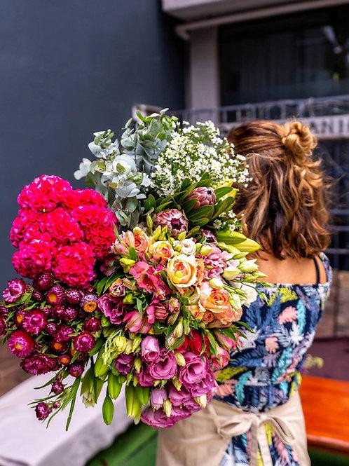 Designer Choice Seasonal Flowers Bouquet
