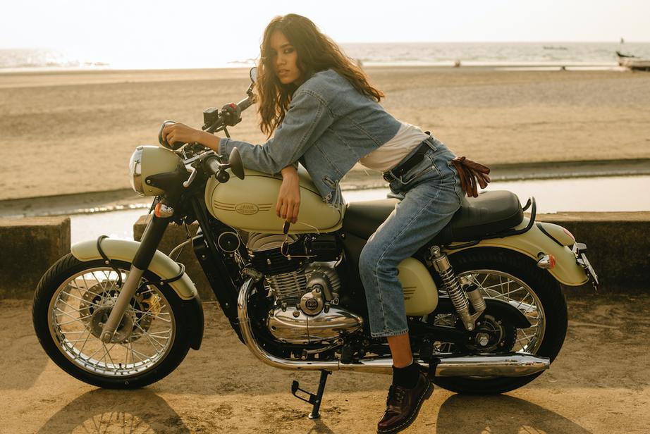 JAWA MOTORCYCLES