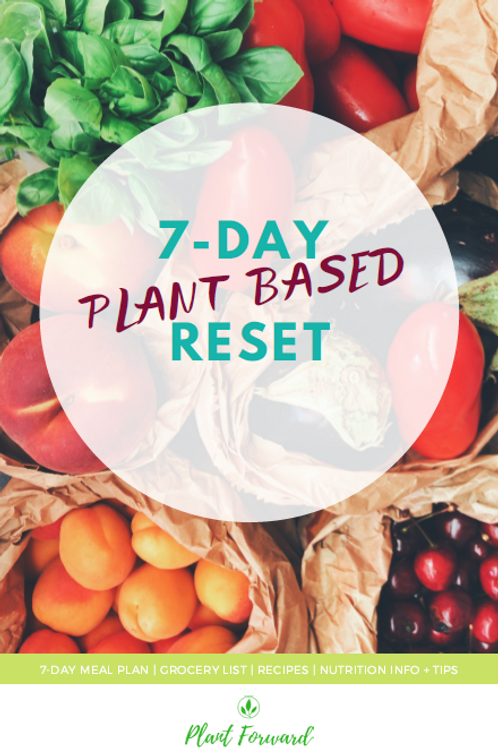 7-Day Plant-Based Reset