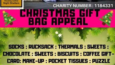CHRISTMAS GIFT BAG APPEAL