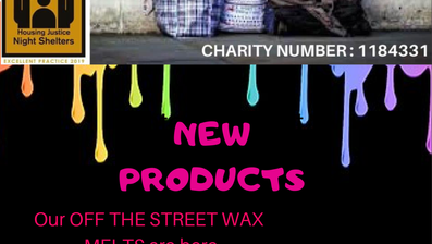 OFF THE STREETS WAX MELTS