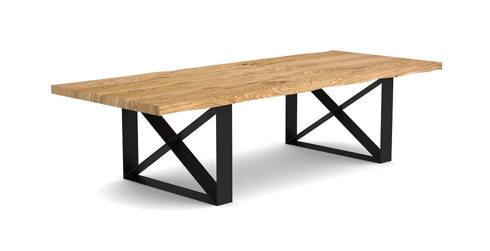 Zulu Coffee Table X Legs
