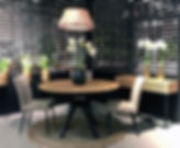 Lisbon Dining Table + Metrix Console.jpg