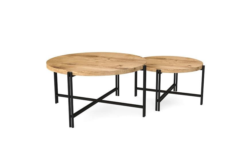 Brighton Round Coffee Table
