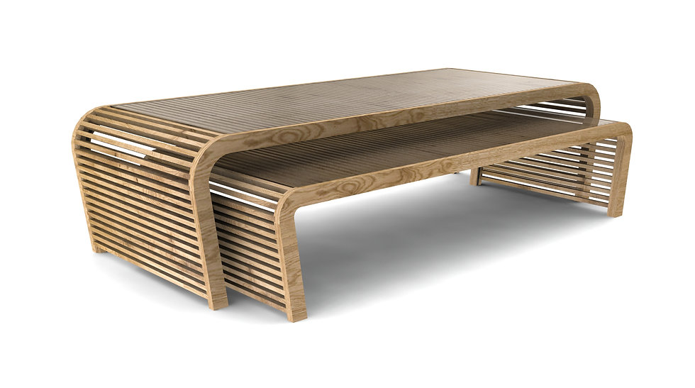 Wings Coffee Table - Set