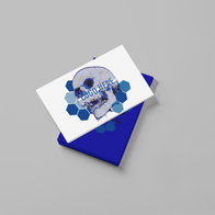 mockup-of-a-business-card-lying-on-top-o