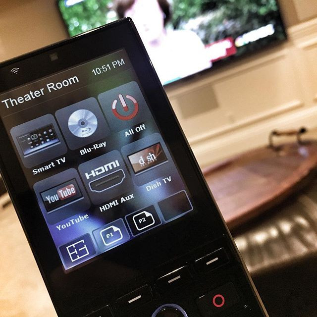 RTI Home Automation System