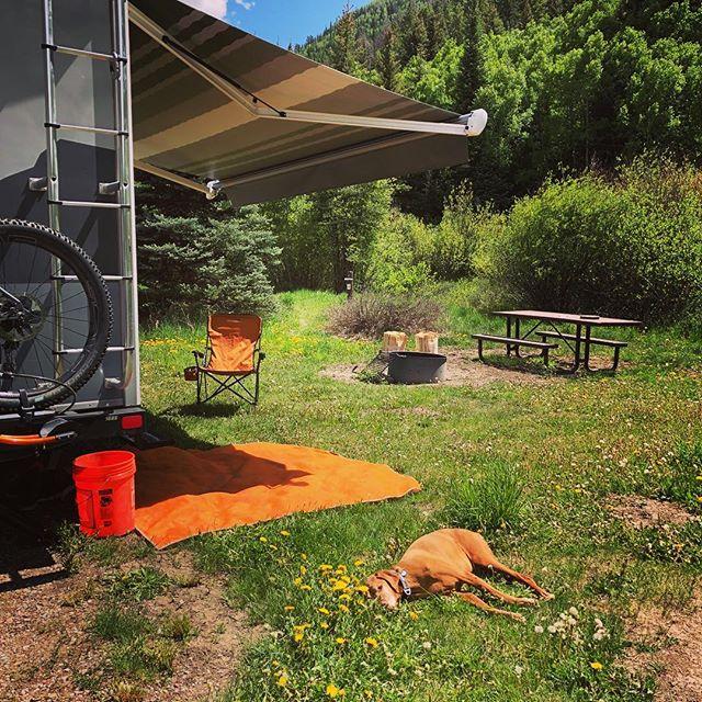 Classic Colorado #campereparadise