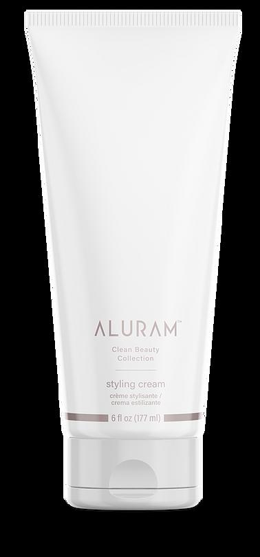 Aluram Beauty's Styling Cream