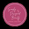 transparent Simply Design Beauty logo.pn