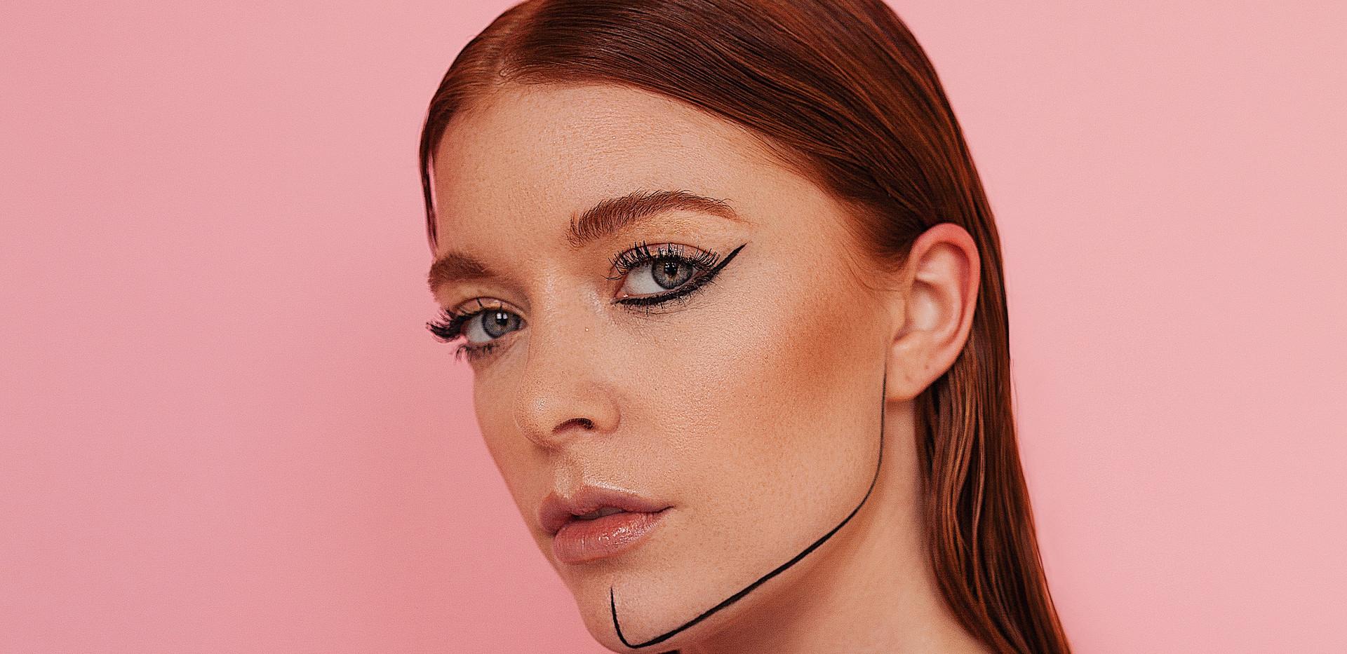 Hairstylist: Kaydee Traghella  Photographer: Peoneemoull Pech  Model: Kristina Dirksen  Makeup Artist: Bianca Corso