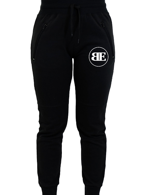 Black & White Sweatpants