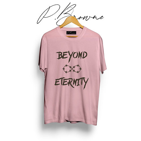 """""""Forever"""" Tee (Pink)"""