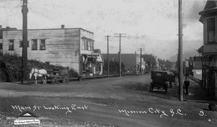 Mission Viewscapes - 1920s