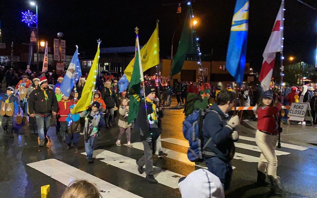 Candlelight Parade