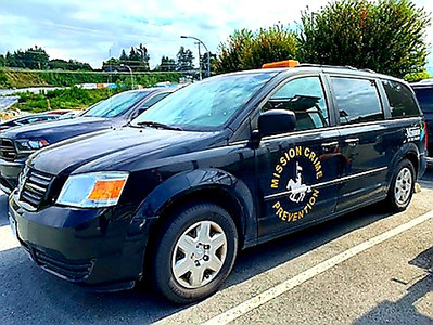 Mission Crime Prevention Office