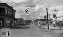 First Avenue & Horne Street, 1958