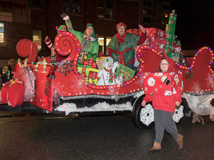 The Record - Modified version of Mission Candlelight Parade will take place