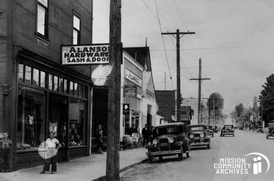 First Avenue, 1932