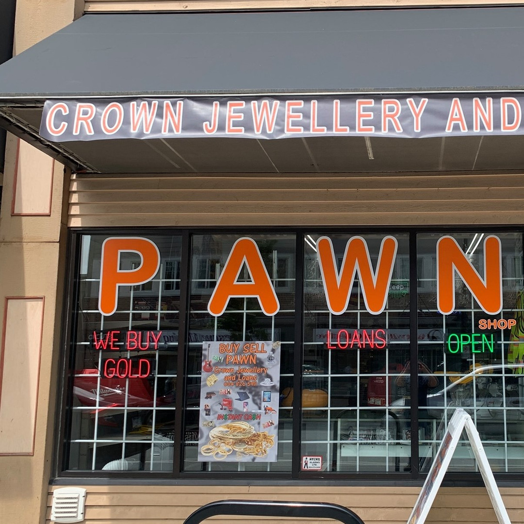 Crown Jewellery & Loans