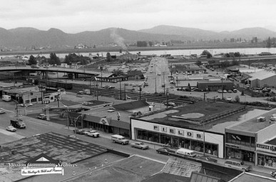 View of First Avenue, 1977