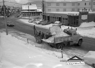 Record Snowfall, 1969