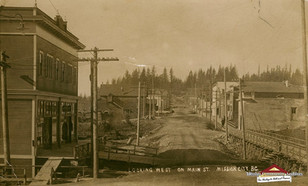 Early View of Mission Downtown - 1910
