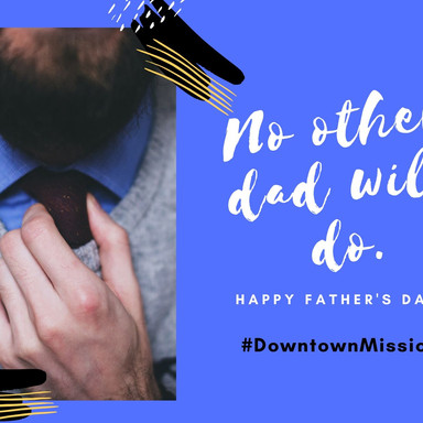 Father's Day Downtown