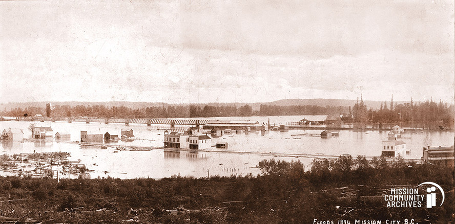 The Big Flood of 1894